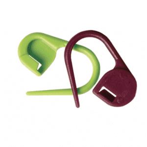 Suljettavat silmukkamerkit, KnitPro