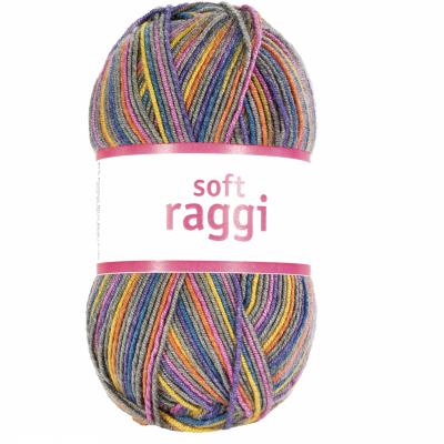 Soft Raggi Grön Print 1